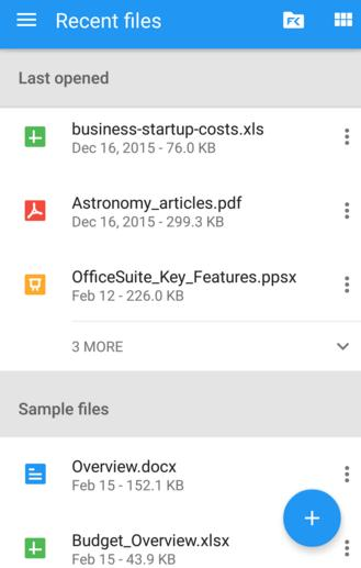 officeSuite 7+ pdf to word
