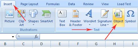 open pdf in excel