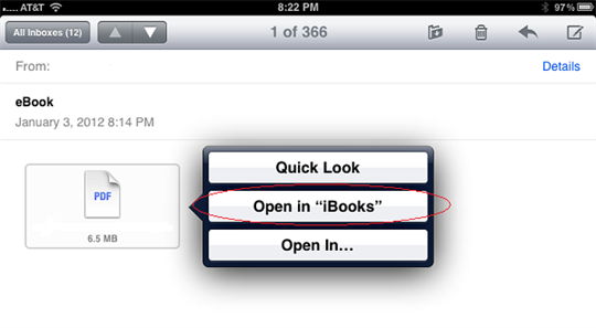 How to Convert PDF to iBook for Reading