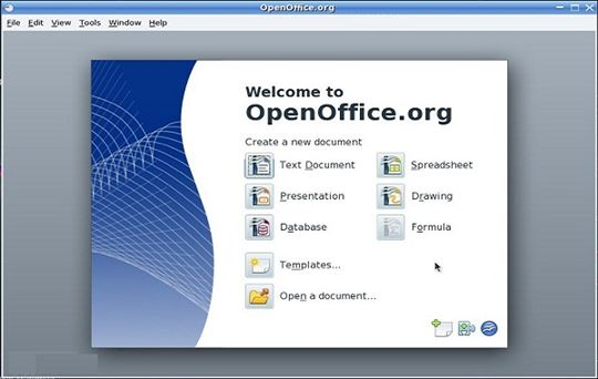 2 solutions to convert pdf to openoffice format for Open office database templates