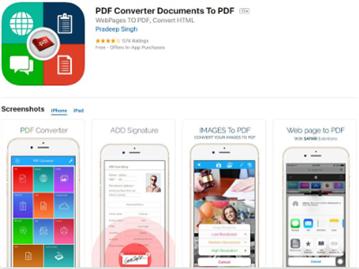 pdf converter documents