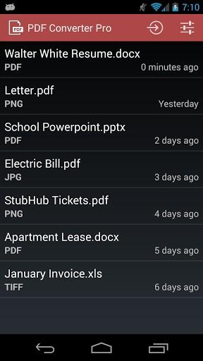 convertisseur pdf pro