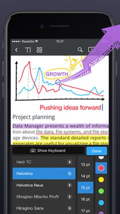 Pdf expert for android