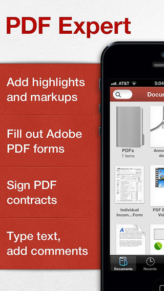 Top 10 PDF Markup Apps for Ipad, Iphone, and Android