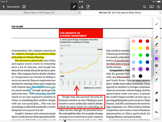 How to Choose the Best iPad PDF Editor