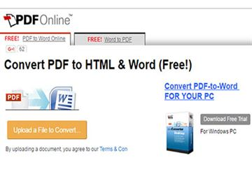 Top 5 Online PDF to HTML5 Converter