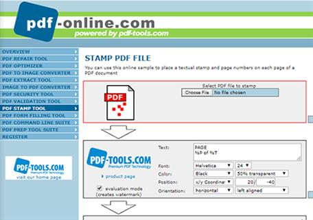 pdf online stamp