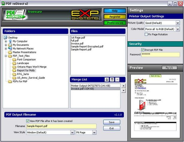 pdf creator for windows xp