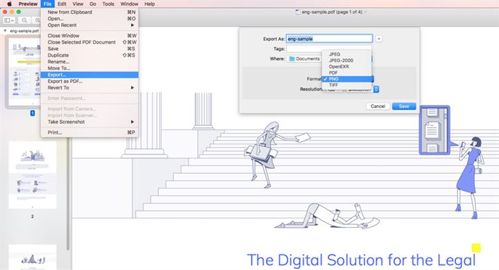 The Easiest Way to Add an Image to a PDF on Mac