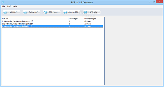 pdf to xls converter