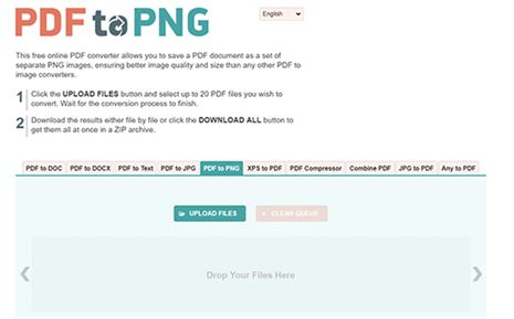 The Best Solution to Convert PDF to PNG Format