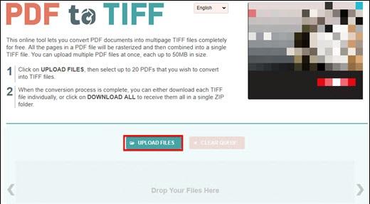 The 11 PDF to TIFF Converter online