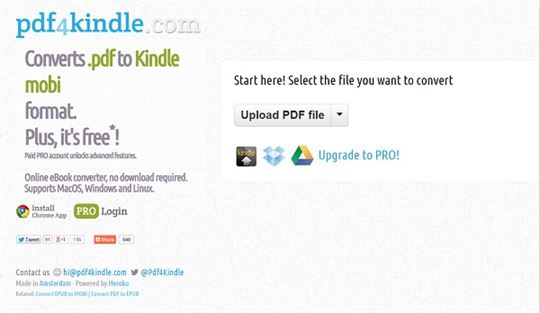 2 Best Ways to Convert PDF to Kindle on Mac (10 14) and Windows