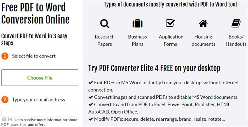 word to pdf to word converter online