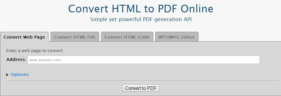 Top 10 Great HTML to PDF Converter for Mac and Windows