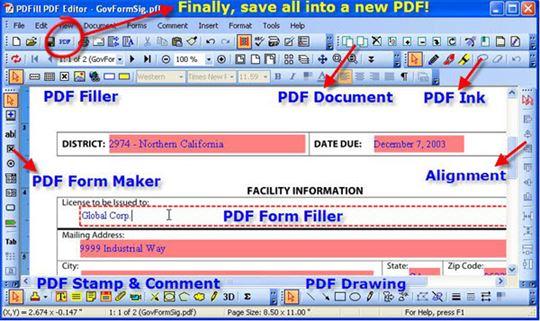 pdffill rotator
