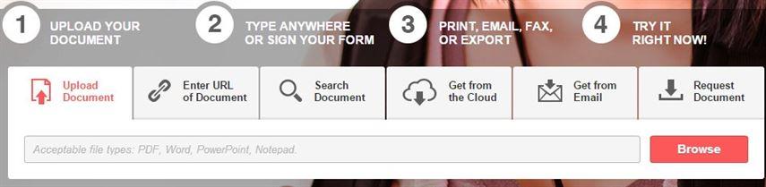 free pdf filler online
