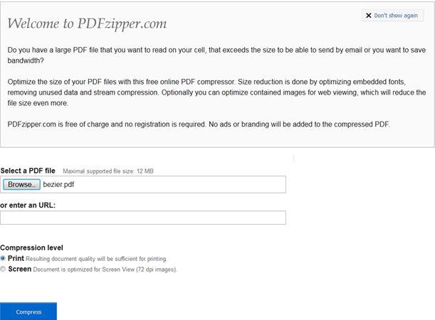 pdf compressor online free