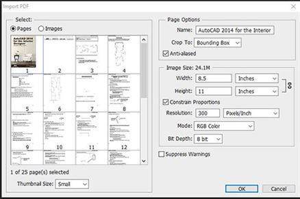 pdf to png in photoshop