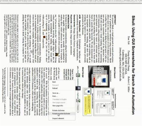 rotar pdf en google drive