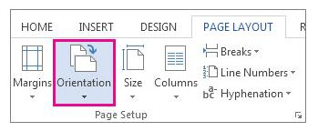 ruota pdf in word