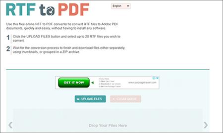 rtf to pdf