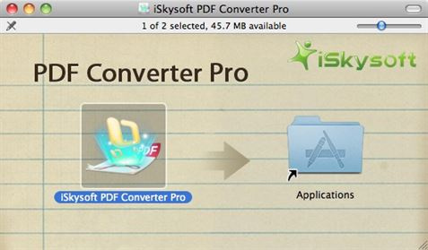launch the pdf converter