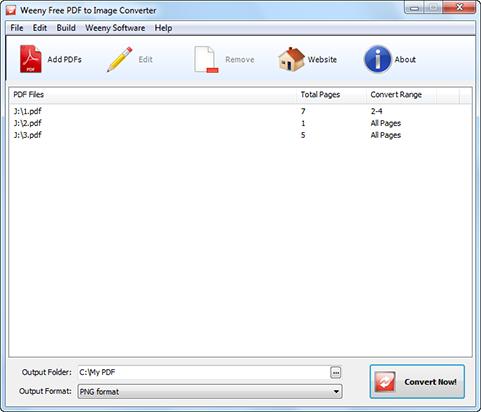 weeny pdf to image converter