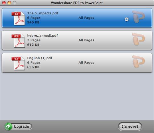 Wondershare PDF Editor 6 Professional for Mac