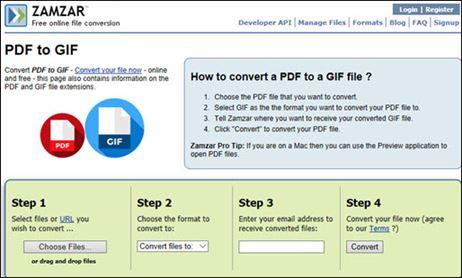 zamar pdf to gif